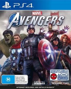 """เปิดโพย! รายชื่อฮีโร่ทั้งหมด ร่วมกรำศึก """"Marvel's Avengers"""""""