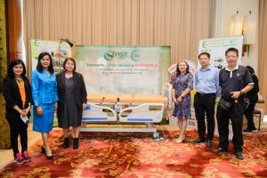 กรมส่งเสริมอุตสาหกรรมโชว์ต้นแบบนวัตกรรมเครื่องมือแพทย์ ยกไทยเป็นศูนย์กลางส่งออก