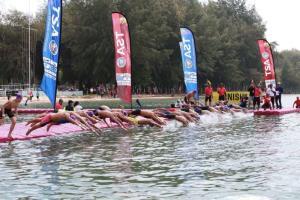 """""""ส.ว่ายน้ำ"""" เตรียมจัดแข่งขันว่ายน้ำมาราธอนชิงชนะเลิศแห่งประเทศไทย สนามที่ 1"""
