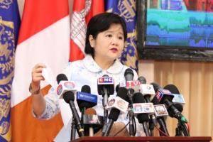 สาธารณสุขเขมรโร่แถลงปฏิเสธรายงานสื่อท้องถิ่นหลังถูกตั้งข้อสงสัยผลตรวจโควิดชาวจีน