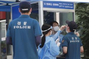 'เกาหลีใต้'เจอเคสใหม่'โควิด'สูงทุบสถิติ  หวั่นอาจลามทั่วกรุงโซลและทั่วประเทศ  ด้าน 'อินเดีย'ติดเชื้อวันเดียวกว่า 64,000