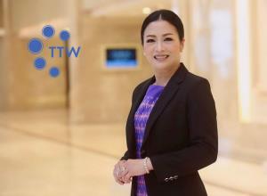 TTW รายได้รวมครึ่งปีแรก 3.09 พันล้าน โต 1.3% เตรียมปันผลระหว่างกาล 0.30 บ./หุ้น