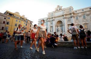 มันมาแน่!อิตาลีตามรอยฝรั่งเศส พบผู้ติดเชื้อโควิด-19 รายวันสูงสุดตั้งแต่เลิกล็อกดาวน์