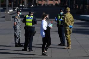 ออสเตรเลียใจชื้น! ศูนย์กลางระบาดโควิด-19 พบผู้ติดเชื้อรายวันต่ำสุดในรอบ 7 สัปดาห์