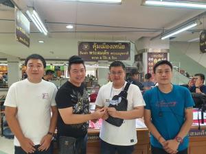 ทีมงานสหายพระกรุ ร่วมกับ สมาคมผู้นิยมพระเครื่องพระบูชาไทย(สาขา จ.เชียงใหม่)  ขอเชิญร่วมนิทรรศการการประกวดพระ 5-6 ก.ย. นี้ ณ โรงแรมโลตัสปางสวนแก้ว จ.เชียงใหม่