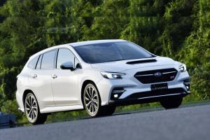 Subaru Levorg  โฉมใหม่บนแพล็ตฟอร์มใหม่