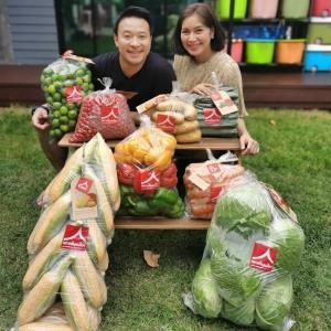 ดารา-นักแสดง ร่วมอุดหนุนผักจากเกษตรกร ที่ตลาดสี่มุมเมือง การันตีคุณภาพ ราคายุติธรรม ตอกย้ำตลาดค้าส่งผักเบอร์ 1 ของไทย