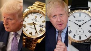 """บรรดา """"ท่านผู้นำ"""" ใส่นาฬิกาอะไรกัน"""