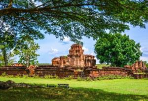 ปราสาทหนองหงส์แห่ง จ.บุรีรัมย์  (ภาพ : thailandtourismdirectory.go.th/)