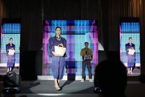 SACICT ประกาศศักดาคราฟต์ไทยใส่ดีไซน์ในงาน Crafts Bangkok 2020  พลังคนไทยช่วยไทยกระตุ้นเศรษฐกิจ สร้างงานสร้างรายได้ให้ผู้ประกอบการหัตถศิลป์ เชื่อมโยงชุมชนขับเคลื่อนเศรษฐกิจฐานราก