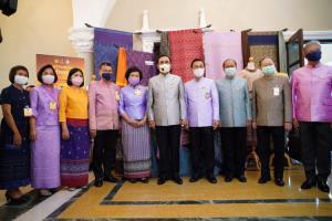 ใส่ผ้าไทย ภูมิใจภูมิปัญญา สืบสานคุณค่า สร้างรายได้สู่ชุมชน