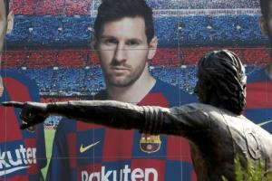 """สื่อสเปนตีข่าว """"บาร์ซ่า"""" ยอมปล่อย """"เมสซี"""" ทีมไหนจ่ายถึง 200 ล้านป. เอาไปเลย"""