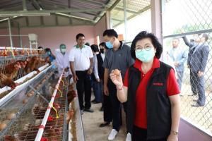นางสุชาดา อิทธิจารุกุล ประธานเจ้าหน้าที่บริหาร กลุ่มธุรกิจสยามแม็คโคร