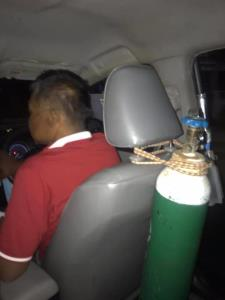 สุดสงสาร! ลุงโชเฟอร์แท็กซี่ วินเรือนจำปทุมฯ ขับรถไปด้วย ล้างไตไปด้วย สารพัดโรครุมเร้า