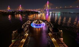 """ททท.ดึงเรือลักซูรี่ ครูซ เปิดตัวแคมเปญ """"River Legacy"""" ล่องเรือดินเนอร์หรู ชมทัศนียภาพเจ้าพระยา"""