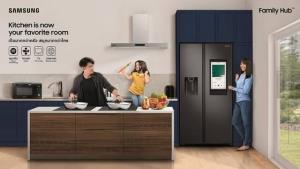 ซัมซุงเปิดตัวตู้เย็น Samsung Family Hub