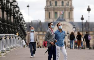 ฝรั่งเศสอาการหนัก! ติดเชื้อโควิด-19 เพิ่มขึ้นทวีคูณ ส่อแววต้องล็อกดาวน์ประเทศรอบใหม่