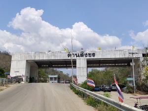 คุมเข้มด่านสิงขรป้องกันต่างด้าวลอบเข้าเมือง หลังพบโควิด-19 ระบาดหนักในพม่า