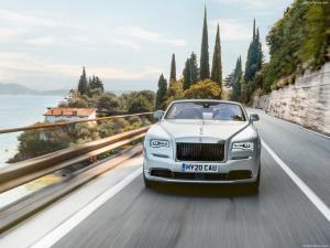 Rolls-Royce Dawn Silver Bullet ที่สุดแห่งความหรูแบบเปิดประทุน มีแค่ 50 คันทั่วโลก