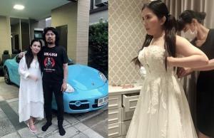 """สั่งตัดชุดแต่งงานใหม่!! """"กานต์"""" เตรียมจูงมือ """"เสก"""" เข้าประตูวิวาห์ 12 ก.ย.นี้"""