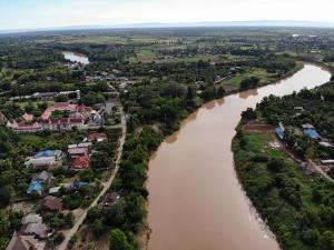 ทช.สร้างสะพานข้ามแม่น้ำน่าน ช่วงวัดฆะมัง ย่นเวลาเดินทางคนพิจิตร