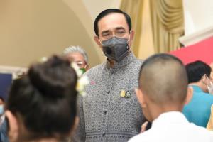 """""""ประยุทธ์"""" ผลักดันการวิจัยและพัฒนาสมุนไพรไทยเพื่อสุขภาพ พร้อมเชิญชวนท่องเที่ยวเชิงวัฒนธรรม ส่งเสริมเศรษฐกิจภายในประเทศ"""