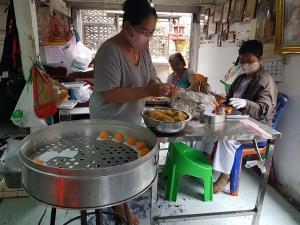 ก็ได้นะ..คนไทยเชื้อสายจีนสั่งซาลาเปาส้มไหว้แทนส้ม ราคาสูงในช่วงเทศกาล