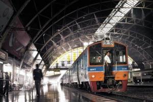 กรมรางฯออกประกาศผ่อนคลาย รถไฟ-รถไฟฟ้ารับผู้โดยสารได้เต็มความจุ