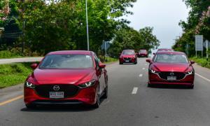"""""""Mazda Caravan ปันสุข"""" ขับเคลื่อนความสนุก แจกสุขทั่วไทย"""