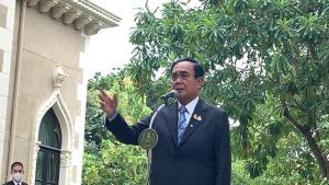 """""""บิ๊กตู่"""" ถือเป็นเรื่องดีครบ 100 วันไทยไม่พบผู้ติดเชื้อโควิด-19 แจงเปิดรับต่างชาติอยู่ในขั้นศึกษา"""
