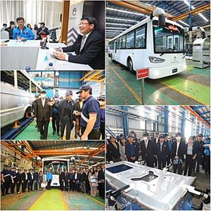 """คณะกรรมาธิการการพลังงานฯ เยี่ยมชมโรงงานกลุ่มบริษัทโชคนำชัย และ สกุลฏ์ซี อินโนเวชั่น ผู้ผลิต """"รถ ราง เรือ ไฟฟ้า"""" ที่เดียวในไทย"""