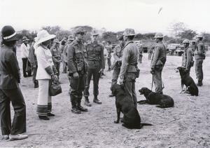 ตำรวจตระเวนชายแดนคือเกราะป้องกันสงครามมหาโรคระบาดโควิด-19 ที่มีประสิทธิภาพสูงสุด