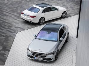 Mercedes-Benz S-Class เผยโฉมใหม่อัดแน่นด้วยเทคโนโลยี
