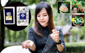 """""""I Am Siam"""" น้ำหอมดอกไม้ไทย เจาะตลาดด้วยเรื่องเล่า หอมไกลสู่นานาชาติ"""