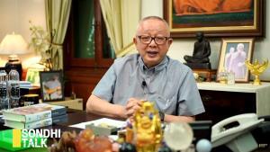 """[คำต่อคำ] SONDHI TALK : """"ปาหี่"""" ประเทศไทย เผยธาตุแท้นักการเมือง ตัวตน """"ลุงตู่"""" - บทสรุปคดี """"บอส"""""""