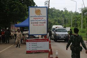 ผบ.ทบ.บินด่วนวันหยุดตรวจภูมิประเทศ เฝ้าระวังชายแดนไทย-พม่า