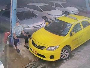 เร่งล่าตัวแท็กซี่โรคจิตแอบเจาะยางรถในลานจอดเทศบาล 5 คันรวด