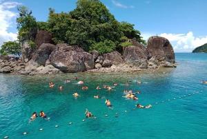 หน.อุทยานแห่งชาติหมู่เกาะช้างโอด โควิด-19 ทำรายได้หายกว่า 40%
