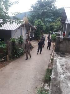 จ่อแจ้งจับมือป่วน ปล่อยข่าวลือพม่าติดโควิดซุกหมู่บ้านริมกกเชียงราย