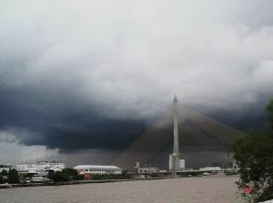 ฝนเพิ่มทั่วไทย! เหนือ-อีสาน ฝนถล่มหนัก เตือนระวังอันตราย กรุงโดนร้อยละ 60
