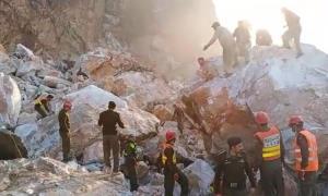 In Clip : แหล่งขุดหินอ่อนพื้นที่ห่างไกลปากีฯ ถล่ม ดับไม่ต่ำกว่า 17 ปฏิบัติการกู้ภัยลุยต่อเนื่อง