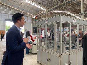 """""""อาร์เอสที โรโบติกส์"""" สตาร์ทอัปหุ่นยนต์แขนกลเพื่ออุตสาหกรรมฝีมือคนไทย เตรียมพร้อมบุกตลาดอาเซียน"""