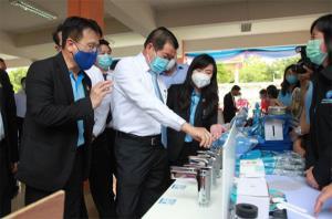 """กปน. ชูโครงการ """"ระบบประปาโรงเรียน"""" ปีที่ 6 ปรับปรุงระบบประปาโรงเรียน ให้มีน้ำดื่มน้ำใช้ที่สะอาดอย่างทั่วถึงและเท่าเทียม"""