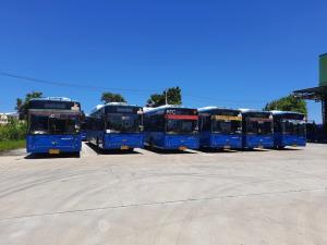 """ไปต่อไม่ไหว? พบ """"รถเมล์เชียงใหม่"""" ประกาศขายคันละ 2.5 ล้าน หลังหยุดวิ่งช่วงโควิด-19"""