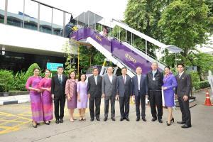 """""""การบินไทย"""" เปิดภัตตาคาร First Class เพิ่มรายได้ครัวการบิน"""