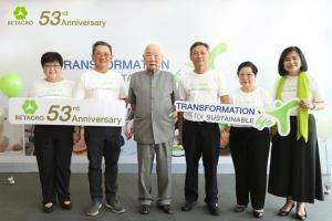 เครือเบทาโกรครบรอบ 53 ปี ขับเคลื่อนองค์กรสู่ชีวิตที่ยั่งยืน