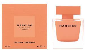 NARCISO eau de parfum ambre กลิ่นหอมเย้ายวน ดุจดวงตะวันที่ฉาบบนผิวสาวงาม