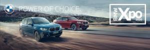 BMW Xpo 2020 เดินหน้าอวดโฉมยนตรกรรมพรีเมียมทั้งสี่มุมเมืองตลอดสี่สัปดาห์ เติมเต็มสุดพลังทุกทางเลือกให้ลูกค้าโดยเฉพาะ