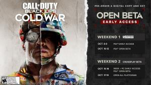 """Black Ops Cold War"" โชว์มัลติเพลย์เยอร์สุดมัน พร้อมวันเปิดเบต้า"