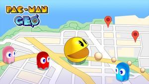"""""""Pac-Man Geo"""" เกมแพคแมนบนแผนที่กูเกิล"""
